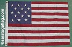 STAR SPANGLED BANNER 15 Star USA Flag